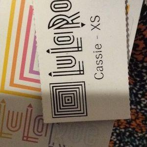 LuLaRoe Skirts - NWT LuLaRoe Cassie Skirt - XS